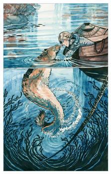 Seal Kiss