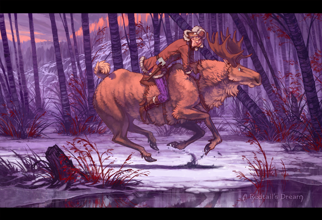 king_of_the_forest_by_shadowumbre-d55ntb