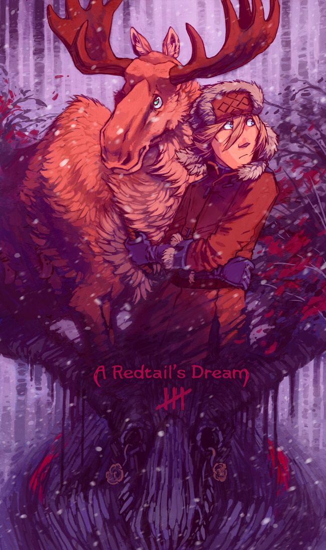 Chapter 4 cover art by MinnaSundberg