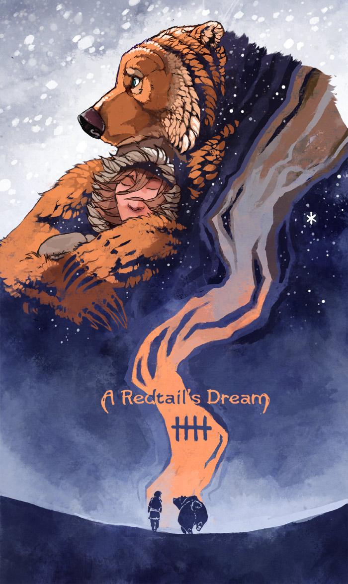 Chapter 5 cover by MinnaSundberg