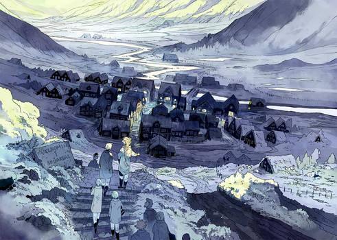 Reynir's Village