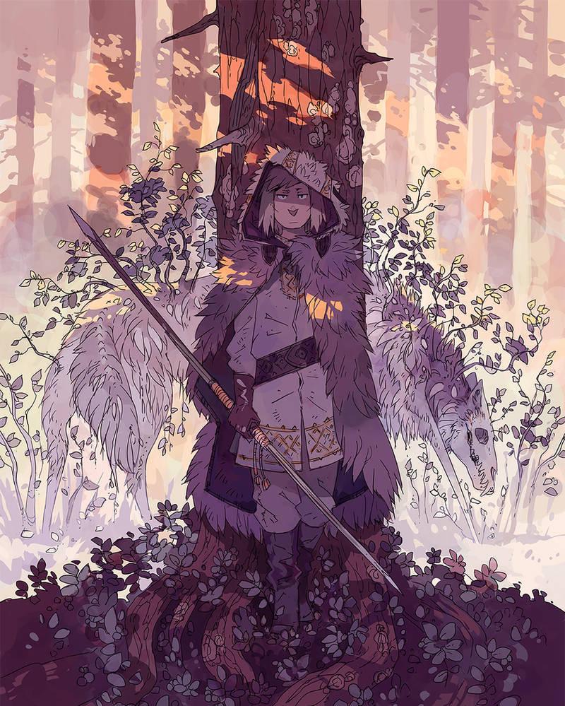 Hour of the Wolf by MinnaSundberg