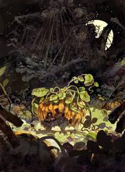 Pumpkin Duskling