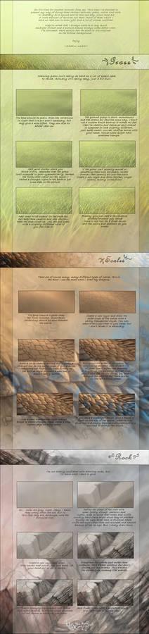 Various textures tutorial