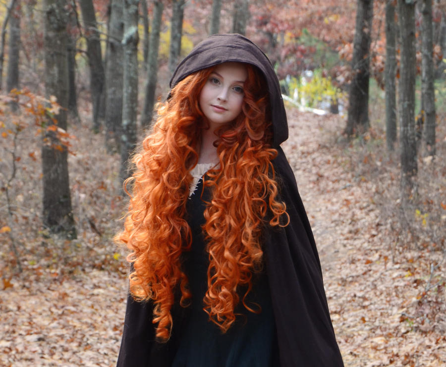 Merida III by AngelaClaytonCosplay