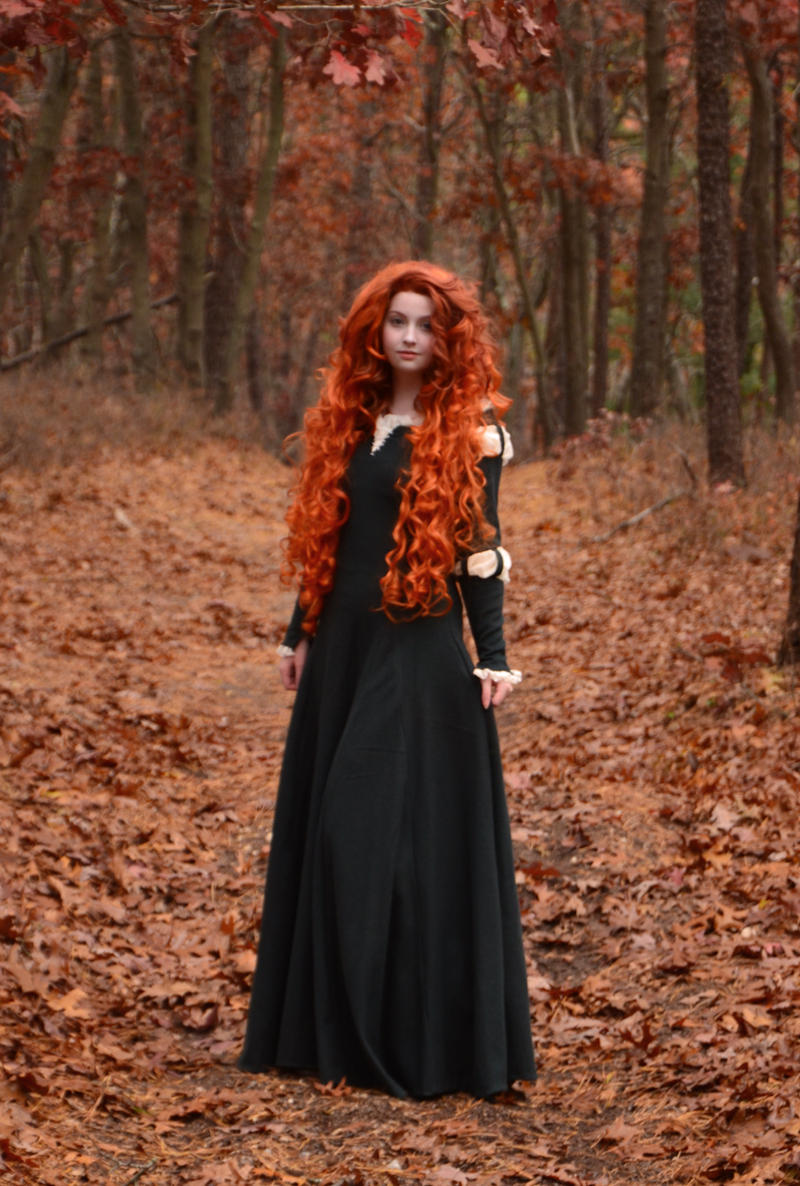 Fiery Fall by AngelaClaytonCosplay