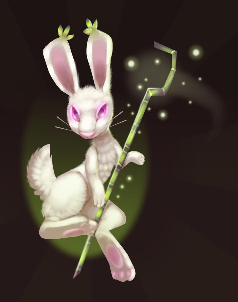 Rabbit by Kikirrikitiki