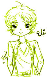 Eli by Feline Orchid by Emosjournal