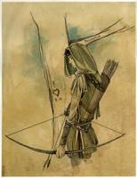 Robin Hood by LauraTolton