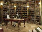 Study in Abhorsens' House