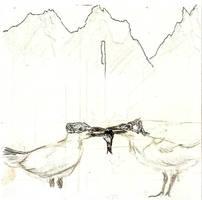 Glacier Wars by Scooperchan