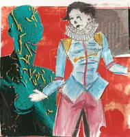 Clown? by Scooperchan