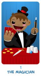 I The Magician by epimetheus