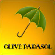 Olive Parasol by epimetheus