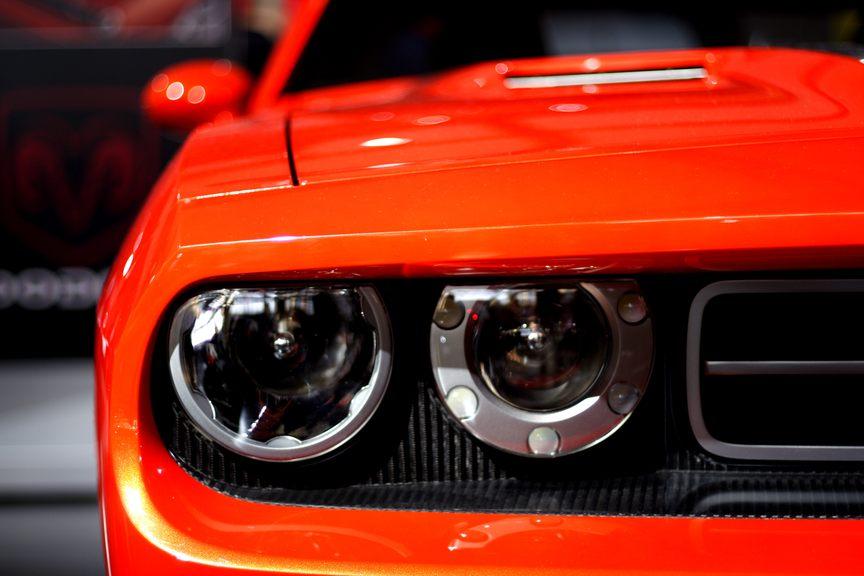 Dodge Challenger 2 by maddog1138
