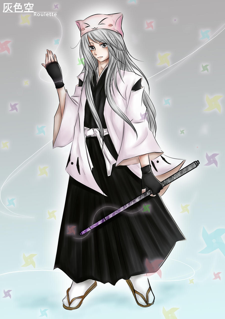 Gotei13: Sora-kun Bankai by Cairy