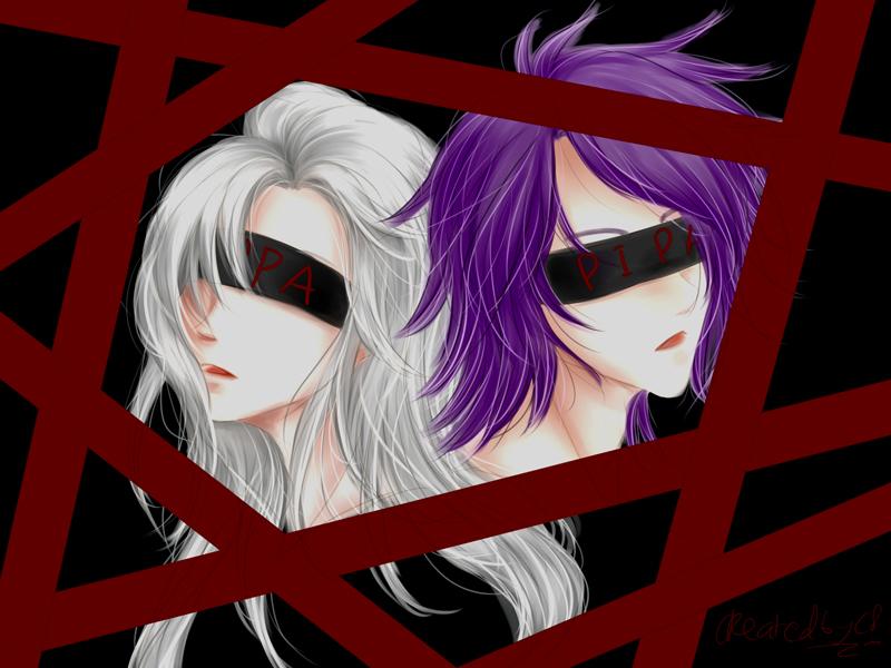 Sora Ryuuki Dissagreement Sopa And Pipa By Cairy On Deviantart