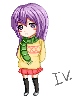 Pixel Art IV by Cairy
