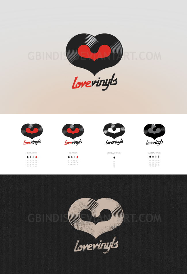 Love Vinyls by gbindis