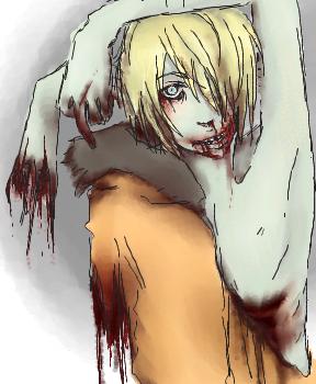 zombie, zombie by adrenenen