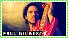 Paul Gilbert stamp