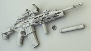 AX5566 - Clay Render 5