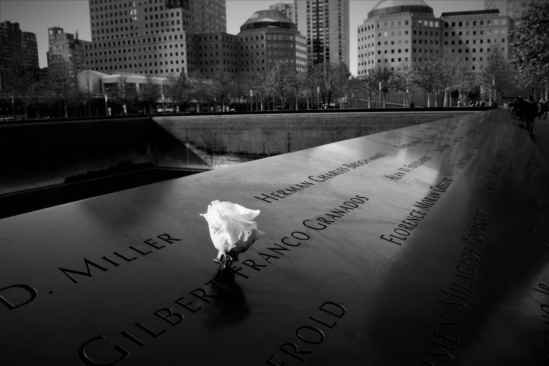 9/11 Memorial Flower by ChaseTwentyThree