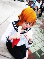 Kagura chan by ZuZuMoo