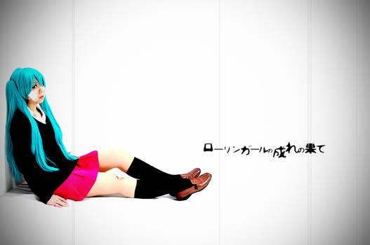 Cosplay_Rolling Girl