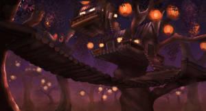 Lantern Treehouse