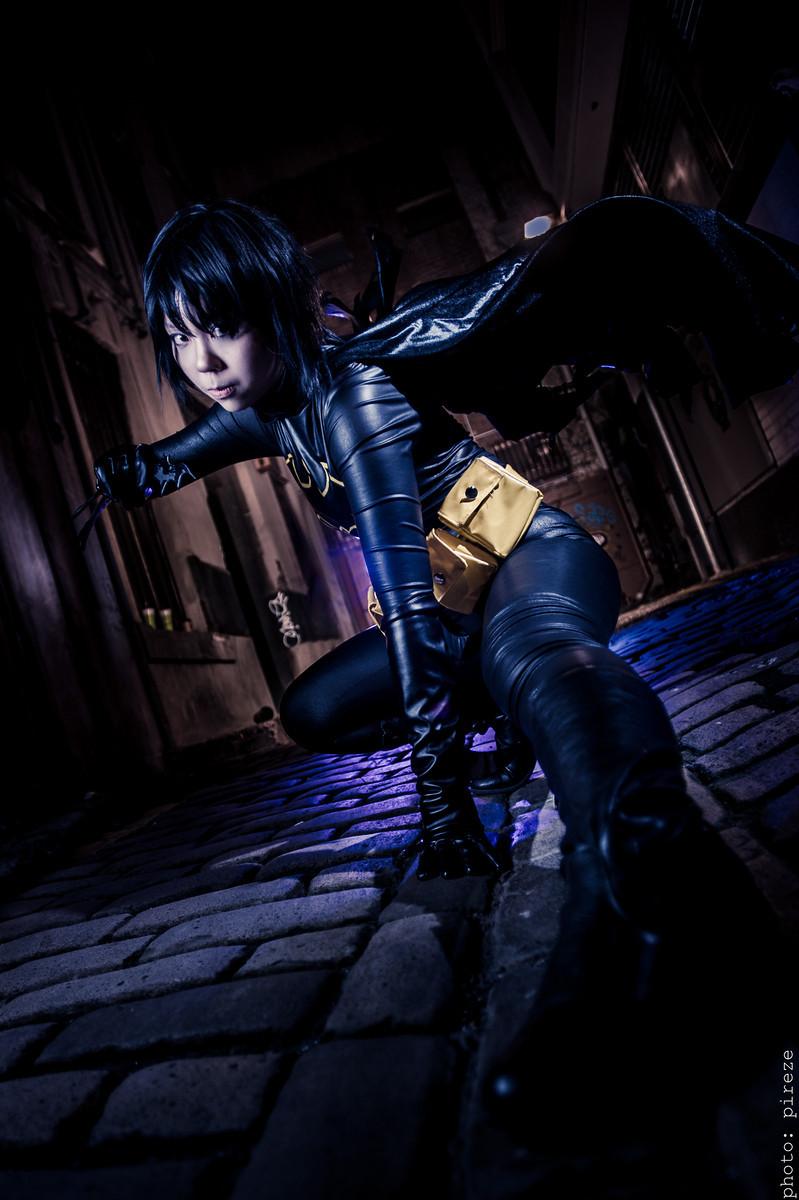 Batgirl- Cassandra Cain by ZuZuMoo