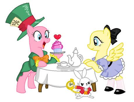 Wonderland pony base