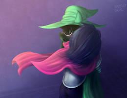 *You Hug RALSEI. by SnowySeal
