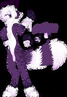 OC: Scytheru by SnowySeal