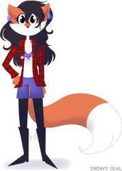 For 8Mark-The-Red-Fox by SnowySeal