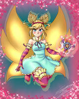 Fan art- Star Butterfly - Girl by RKS-Kogiro