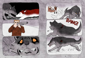 A Child Led Astray Vol 3 Pg40-41 by Hunchdebunch