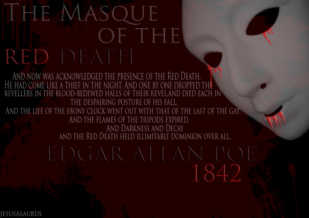 an analysis of death in the masque of the red death by edgar allan poe Dark tales: edgar allan poe's the masque of the red death walkthrough for bonus chapter contains all the cheats, hints, and tips you need to solve this troublesome mystery.