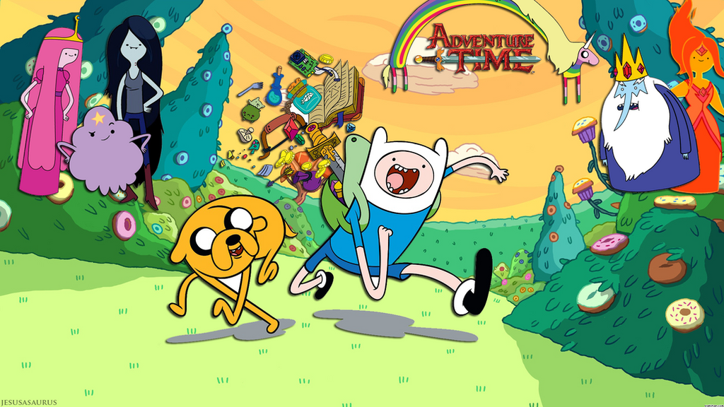 Adventure time wallpaper 1 by jesusasaurus on deviantart adventure time wallpaper 1 by jesusasaurus thecheapjerseys Choice Image