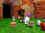 a chao picnic sa2 by monstaris