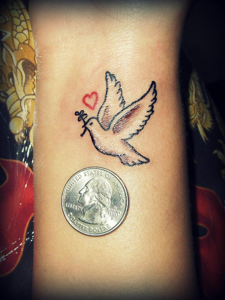 Dove Tattoos With Quotes. QuotesGram