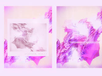 CRYSTAL VIOLET by Sx2
