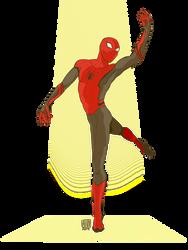 (Other) Ballerina Spider by GhostiestGhost