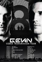 GEVAN: Codex Transmission Tour