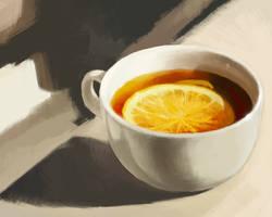 Lemon Tea by 632Fan