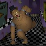 Here's Freddy!