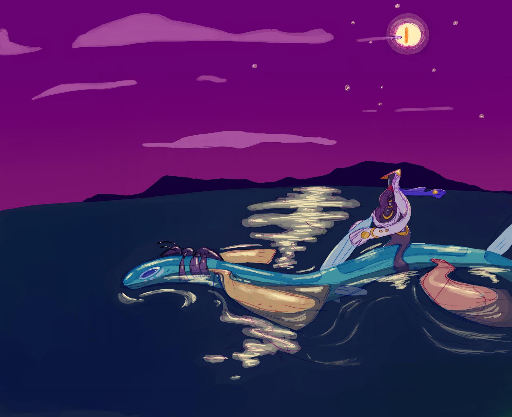 Smooth Sailing by beeZah