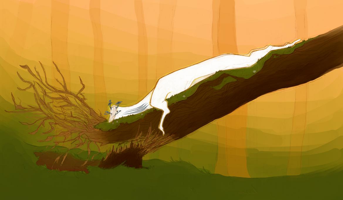 Forest Spirit by beeZah