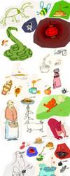 Return of the Doodle Dump by beeZah