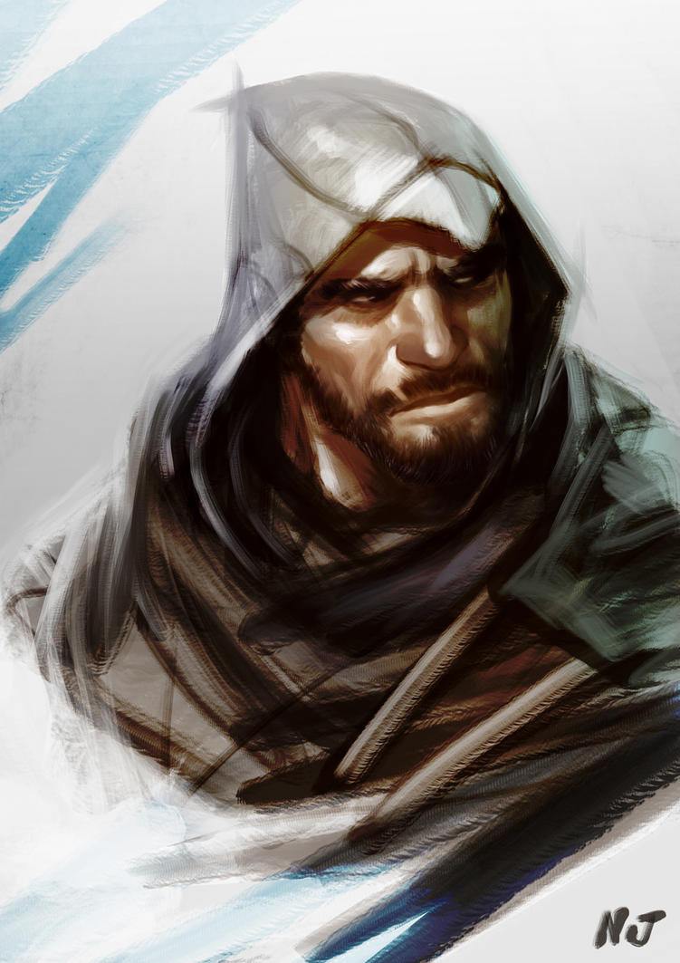 Ezio by njay